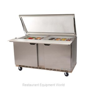 Beverage Air SPE36-15M-STL Mega Top Sandwich Unit