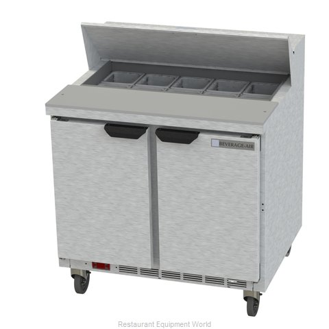 Beverage Air SPE36HC-10 Refrigerated Counter, Sandwich / Salad Top