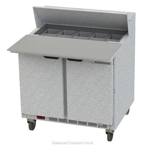 Beverage Air SPE36HC-10C Refrigerated Counter, Sandwich / Salad Top