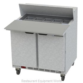 Beverage Air SPE36HC-10C Refrigerated Counter, Sandwich / Salad Top