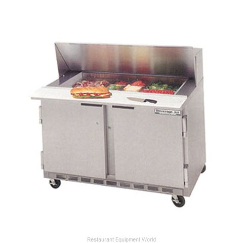 Beverage Air SPE48-10C Refrigerated Counter, Sandwich / Salad Top
