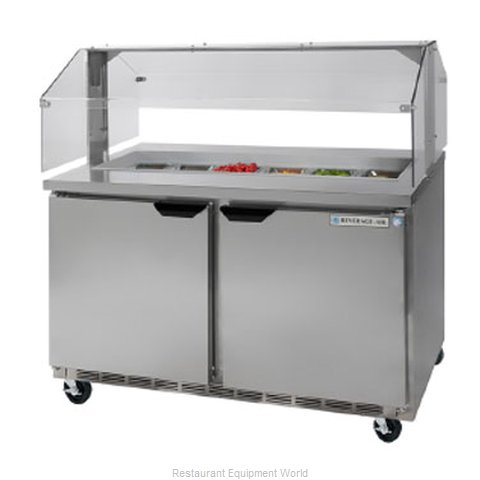 Beverage Air SPE48-12-SNZ Refrigerated Counter, Sandwich / Salad Top