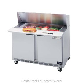 Beverage Air SPE48-12 Refrigerated Counter, Sandwich / Salad Top