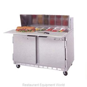 Beverage Air SPE48-12C Refrigerated Counter, Sandwich / Salad Top