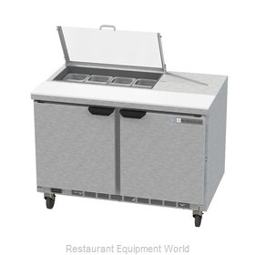 Beverage Air SPE48HC-08-CL Refrigerated Counter, Sandwich / Salad Top