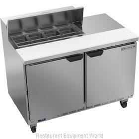 Beverage Air SPE48HC-08 Refrigerated Counter, Sandwich / Salad Top