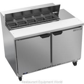 Beverage Air SPE48HC-10 Refrigerated Counter, Sandwich / Salad Top