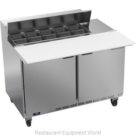 Beverage Air SPE48HC-10C Refrigerated Counter, Sandwich / Salad Top
