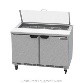 Beverage Air SPE48HC-12-CL Refrigerated Counter, Sandwich / Salad Top