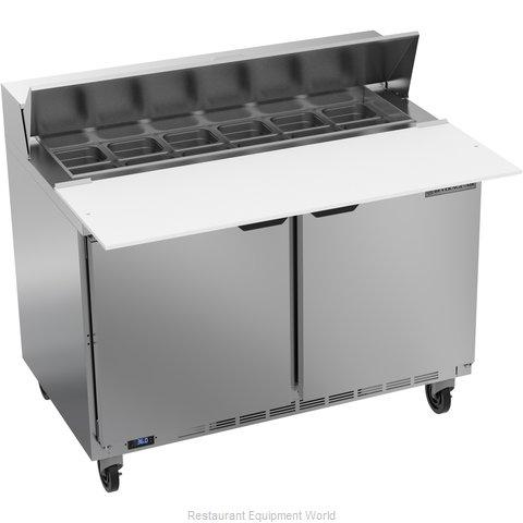 Beverage Air SPE48HC-12C Refrigerated Counter, Sandwich / Salad Top