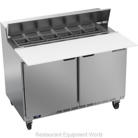 Beverage Air SPE48HC-12C Refrigerated Counter, Sandwich / Salad Top