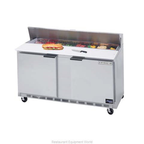 Beverage Air SPE60-10 Refrigerated Counter, Sandwich / Salad Top