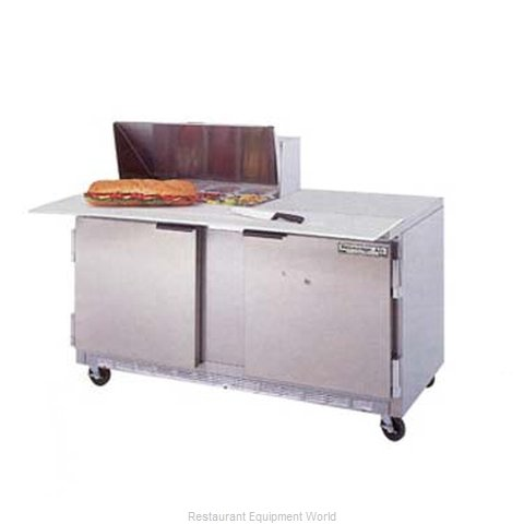 Beverage Air SPE60-10C Refrigerated Counter, Sandwich / Salad Top