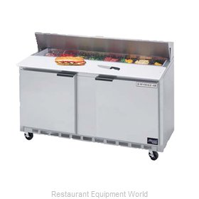 Beverage Air SPE60-16C Refrigerated Counter, Sandwich / Salad Top