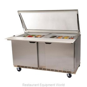Beverage Air SPE60-24M-STL Sandwich Unit