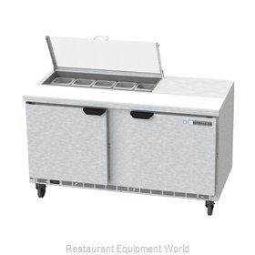 Beverage Air SPE60HC-10-CL Refrigerated Counter, Sandwich / Salad Top
