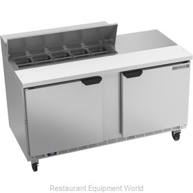 Beverage Air SPE60HC-10 Refrigerated Counter, Sandwich / Salad Top