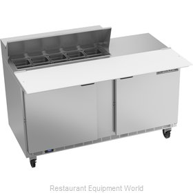 Beverage Air SPE60HC-10C Refrigerated Counter, Sandwich / Salad Top