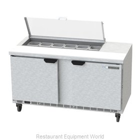 Beverage Air SPE60HC-12-CL Refrigerated Counter, Sandwich / Salad Top