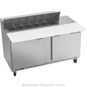 Beverage Air SPE60HC-12C Refrigerated Counter, Sandwich / Salad Top