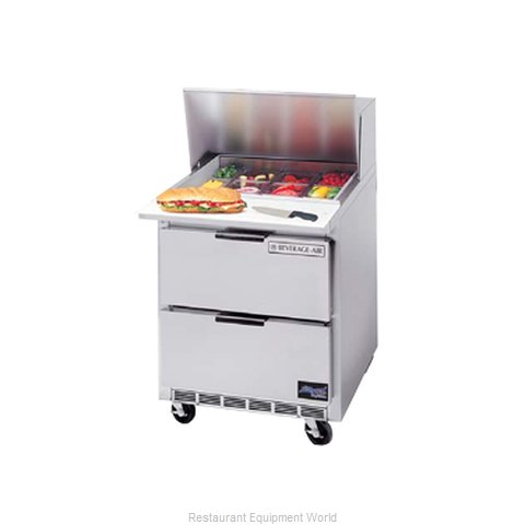 Beverage Air SPED27-A Sandwich Unit