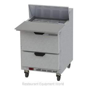 Beverage Air SPED27HC-C Refrigerated Counter, Sandwich / Salad Top