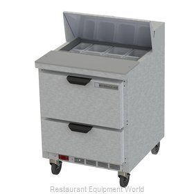 Beverage Air SPED27HC Refrigerated Counter, Sandwich / Salad Top