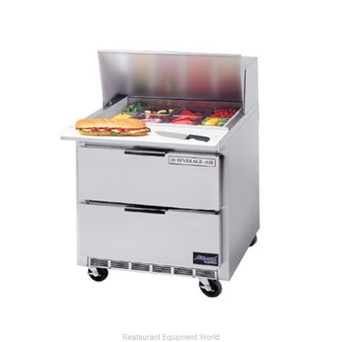 Beverage Air SPED36-08C Refrigerated Counter, Sandwich / Salad Top