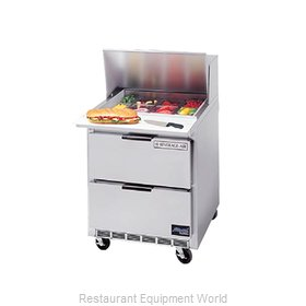 Beverage Air SPEDP27-12M-A Mega Top Sandwich Unit