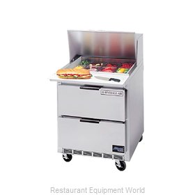Beverage Air SPEDP27-B Sandwich Unit