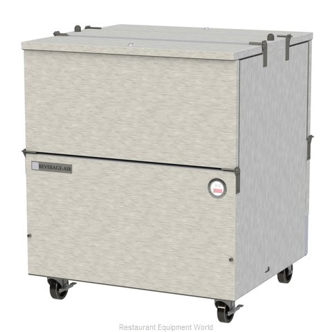 Beverage Air ST34N-S Milk Cooler / Station