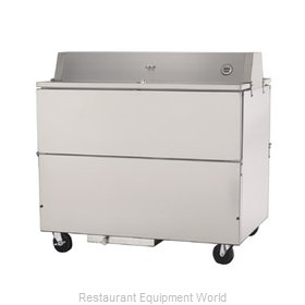 Beverage Air STF49-1-S Milk Cooler / Station
