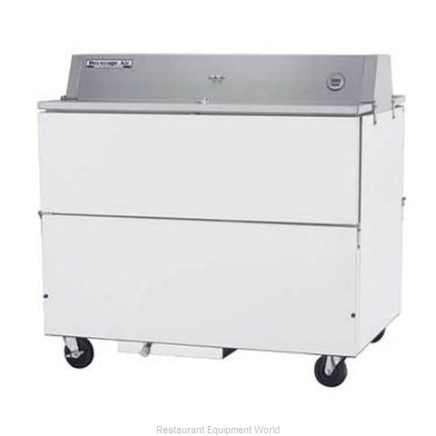 Beverage Air STF49-1-W-02 Milk Cooler