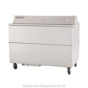Beverage Air STF58-1-S Milk Cooler