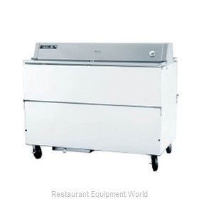 Beverage Air STF58-1-W Milk Cooler