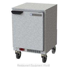 Beverage Air UCF20HC Freezer, Undercounter, Reach-In