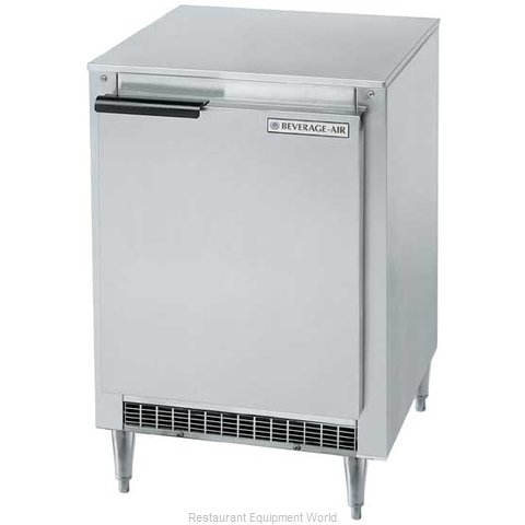 Beverage Air UCF27 Freezer Undercounter Reach-In
