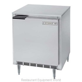 Beverage Air UCF27A-17 Freezer Undercounter Reach-In