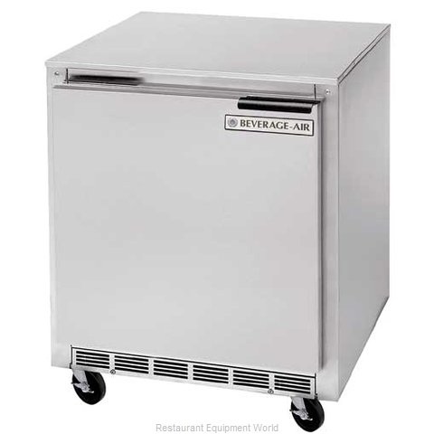 Beverage Air UCF27A-24 Freezer Undercounter Reach-In