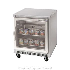 Beverage Air UCF27A-25 Freezer, Undercounter, Reach-In