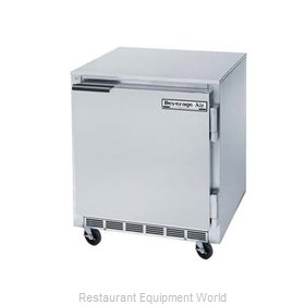 Beverage Air UCF27A Freezer Undercounter Reach-In