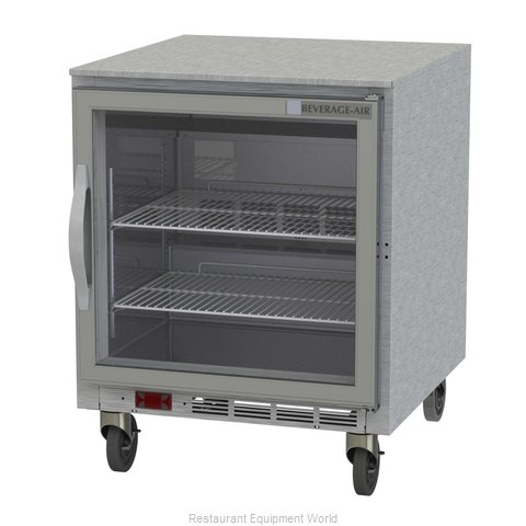Beverage Air UCF27AHC-25 Freezer, Undercounter, Reach-In