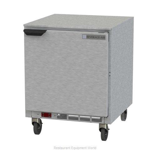 Beverage Air UCF27AHC Freezer, Undercounter, Reach-In