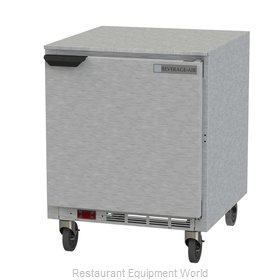 Beverage Air UCF27AHC Freezer, Undercounter, Reach-In