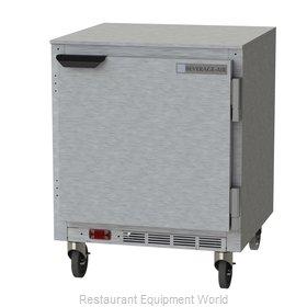 Beverage Air UCF27HC Freezer, Undercounter, Reach-In