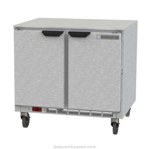 Beverage Air UCF36AHC Freezer, Undercounter, Reach-In