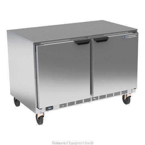 Beverage Air UCF48AHC Freezer, Undercounter, Reach-In