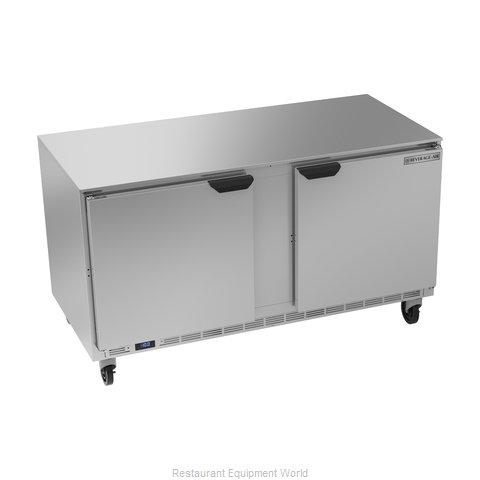 Beverage Air UCF60AHC Freezer, Undercounter, Reach-In