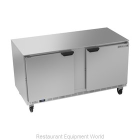 Beverage Air UCF60AHC Freezer, Undercounter, Reach-In