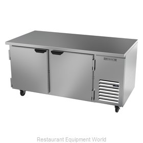 Beverage Air UCF67AHC Freezer, Undercounter, Reach-In